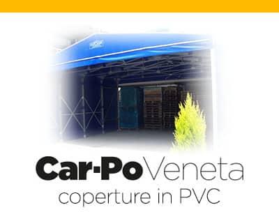 Coperture in PVC • Chiusure Industriali Vicenza