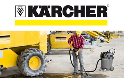 Prodotti per la Pulizia Industriale • Aspiratori Karcher