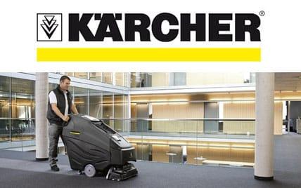 Pulizia Industriale - Battitappeto Karcher