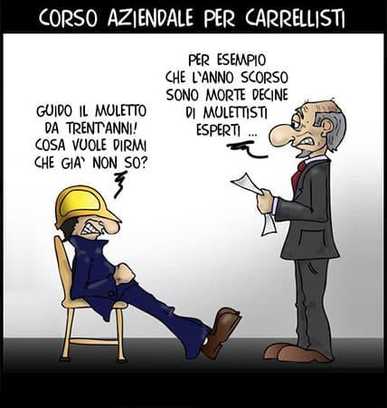 Corsi Formazione Carrellisti Vicenza