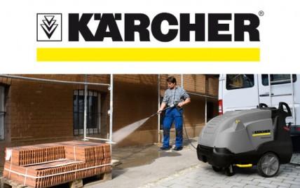 Prodotti per la pulizia Industriale, Idropulitrici Karcher