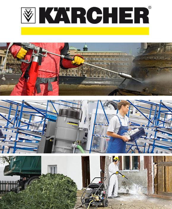 Impianti Industriali Karcher • Pulizia Industriale