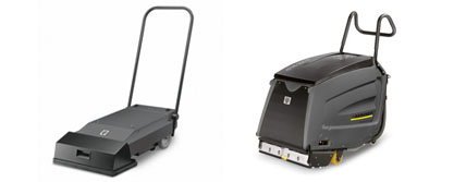 Lavasciuga scale mobili Karcher