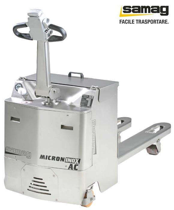Trasportatori Inox Micron INOX SAMAG